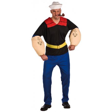 Disfraz de Popeye para Hombre