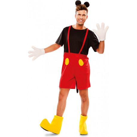 Disfraz de Ratoncito Mickey para Hombre
