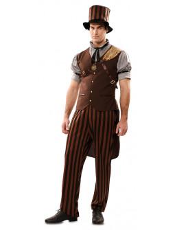 Disfraz de Steampunk Victoriano para Hombre
