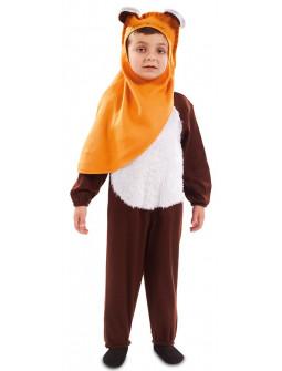 Disfraz de Ewok de Star Wars Infantil