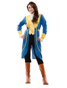 Disfraz de Princesa Bella para Hombre