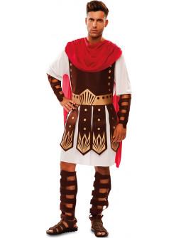 Disfraz de Romano Marrón para Hombre