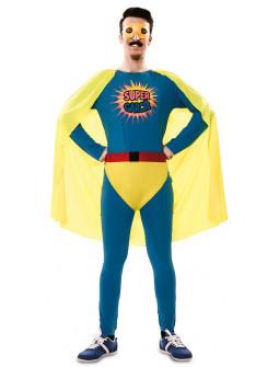 Disfraz de Super García para Hombre