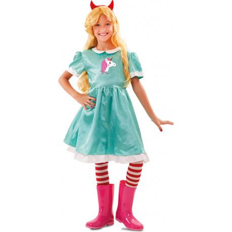 Disfraz de Star Contra Las Fuerzas del Mal Infantil