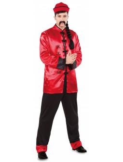 Disfraz de Chino Oriental para Hombre