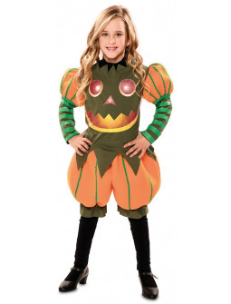 Disfraz de Calabaza Diabólica Infantil