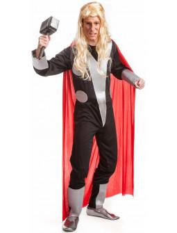Disfraz de Thor Económico para Adulto