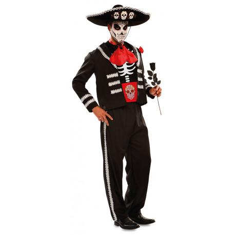 Disfraz de Catrín Mexicano para Hombre
