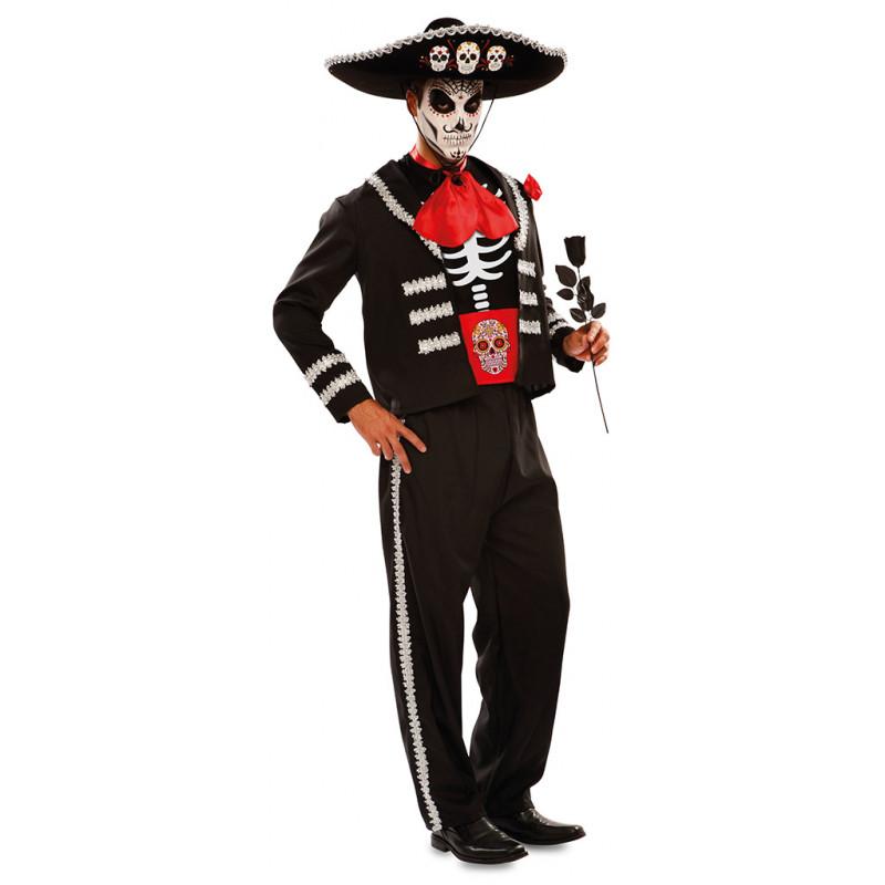 Hombre Catrín Comprar Disfraz Online de para Mexicano PAwpzqS