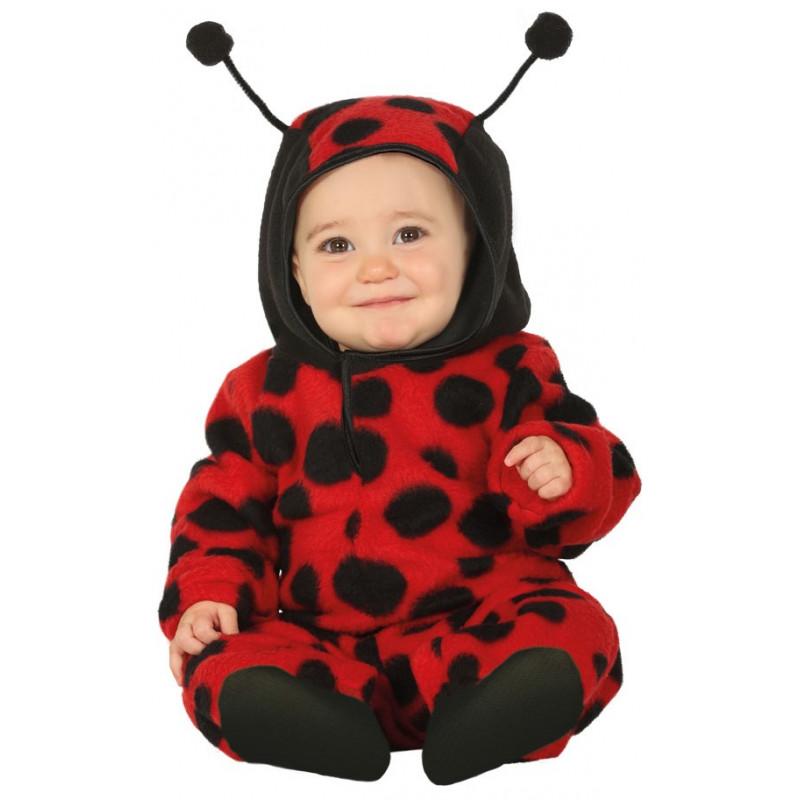 Disfraz de mariquita de peluche para beb comprar online - Disfraz de mariquita de nina ...