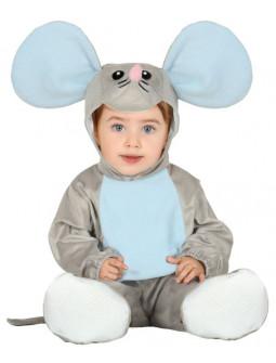 Disfraz de Ratón para Bebé