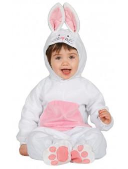 Disfraz de Conejito Blanco para Bebé