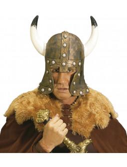 Casco de Vikingo de Látex Premium