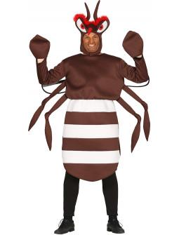 Disfraz de Mosquito Hambriento para Adulto