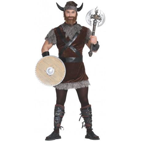 Disfraz de Vikingo Salvaje para Hombre