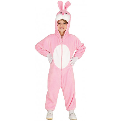 Disfraz de Conejo Rosa Infantil