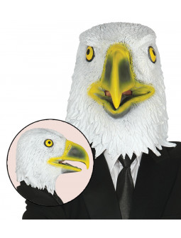 Máscara de Águila de Látex