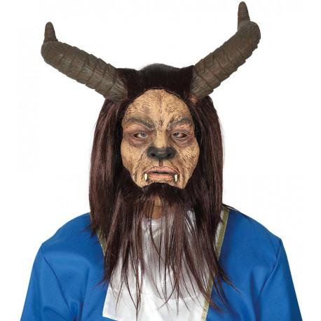 Máscara de Bestia de La Bella y la Bestia