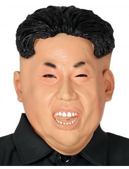 Máscara de Dictador Kim Jong Un de Corea Norte