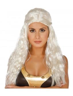 Peluca de Khaleesi Daenerys Targaryen