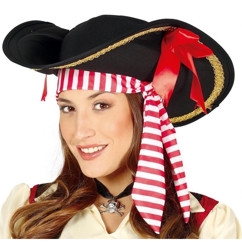 Gorro de Pirata para Mujer  ae062d8f0c9