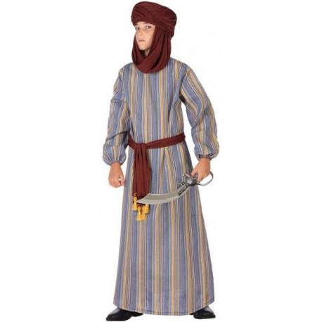 Disfraz de Árabe Sarraceno para Niño