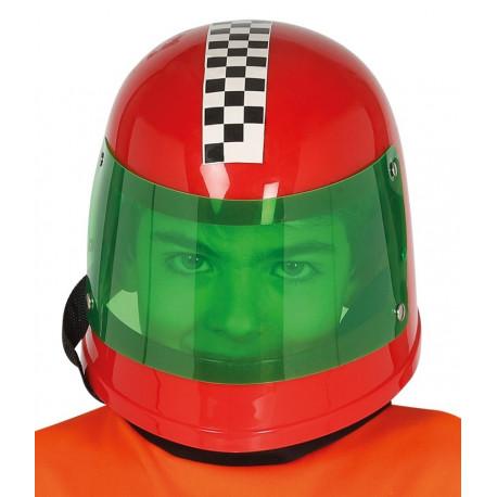 Casco de Piloto de Motos o Fórmula 1 Infantil