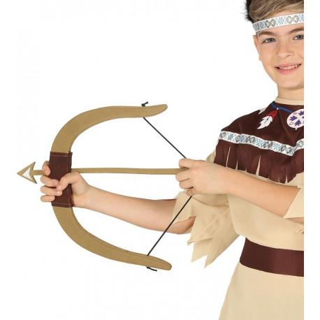 Arco Infantil con Flechas de Goma EVA