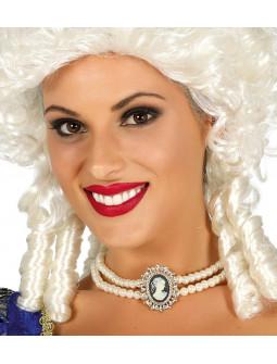 Collar de Perlas de Marquesa