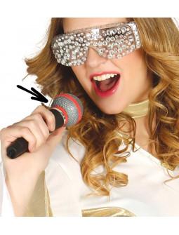 Micrófono de Estrella del Pop