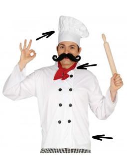Disfraz de Cocinero Chef para Adulto