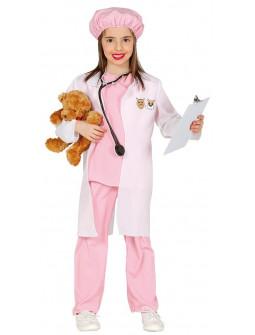 Disfraz de Veterinaria para Niña