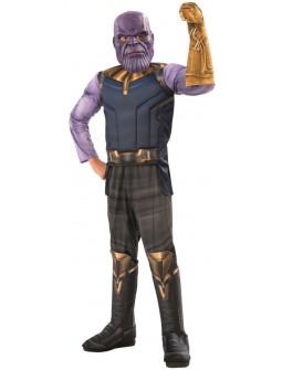 Disfraz de Thanos Premium para Niño