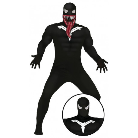 Disfraz de Venom para Hombre