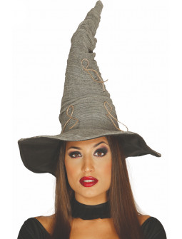Sombrero de Burja Gris Realista