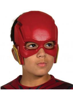 Máscara de Flash de La Liga de Justicia Infantil