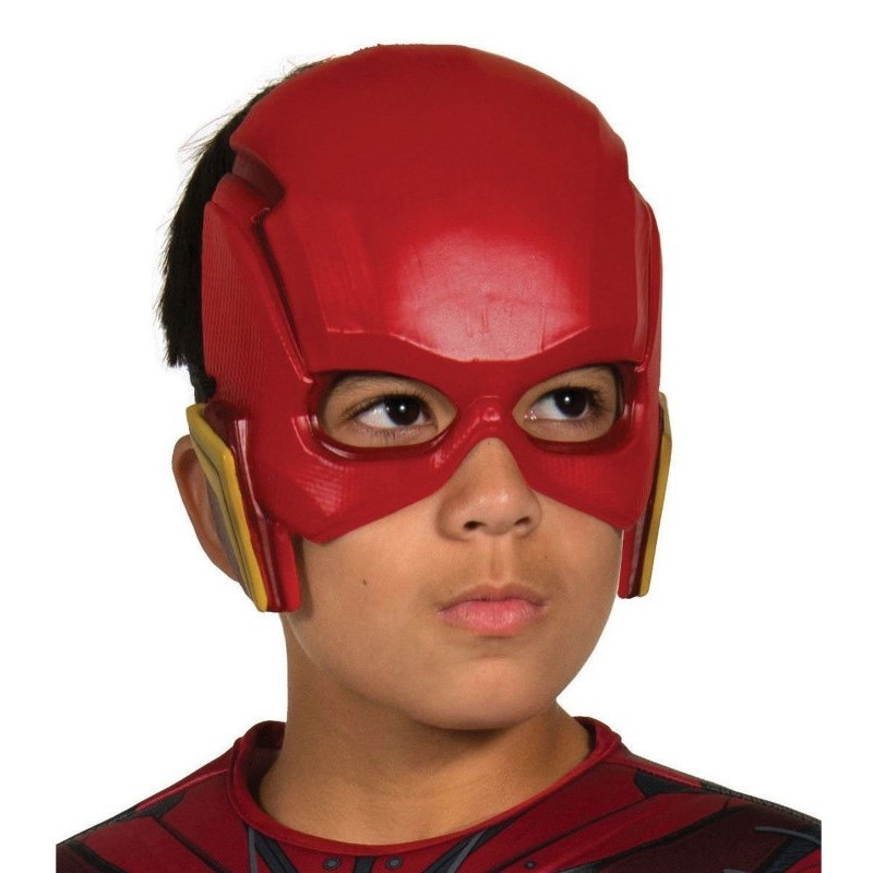 699c4af95 Máscara de Flash de La Liga de Justicia Infantil