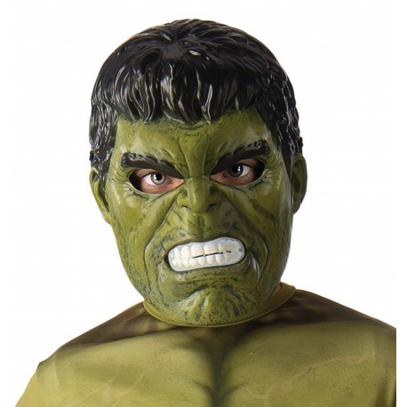 Máscara de Hulk Los Vengadores Infantil
