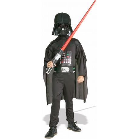 Disfraz de Darth Vader con Espada Infantil