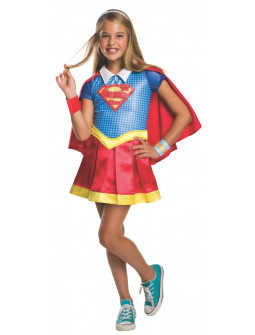 Disfraz de Supergirl DC Super Hero Girls para Niña