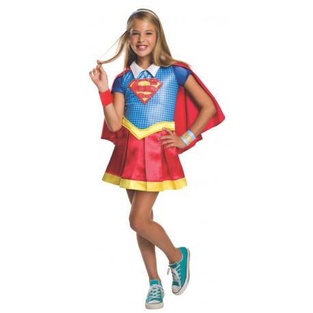 Disfraz de Supergirl DC Super Hero Girls para Niña