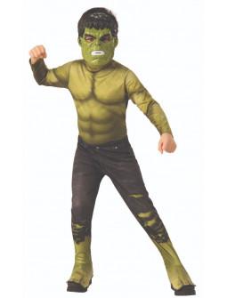 Disfraz de Hulk Vengadores Infinity War para Niño