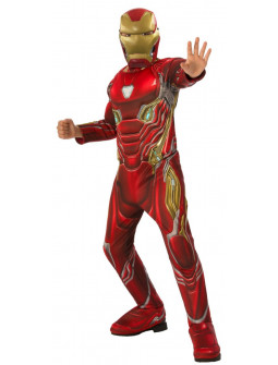 Disfraz de Iron Man Infinity War Premium Infantil