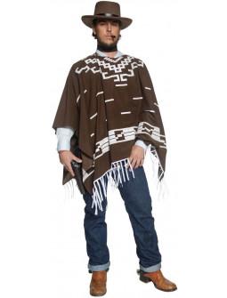 Disfraz de Clint Eastwood Premium para Hombre