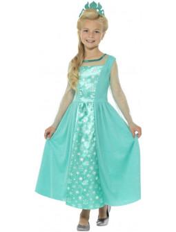 Disfraz de Reina del Hielo Infantil