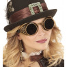 Gafas Steampunk Color Bronce