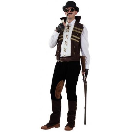 Disfraz de Steampunk Clásico para Hombre