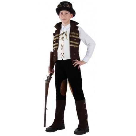 Disfraz de Steampunk Clásico para Niño