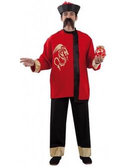 Disfraz de Chino Dragón para Hombre
