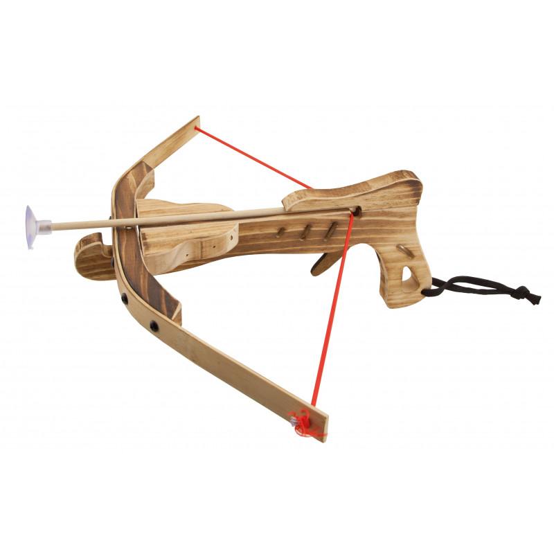 892e054d1 Ballesta Medieval de Madera con Flechas
